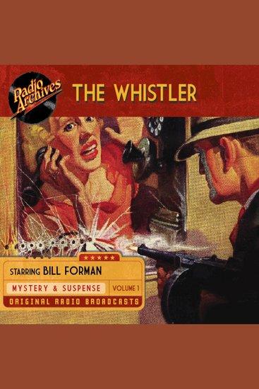 The Whistler Volume 1 - cover
