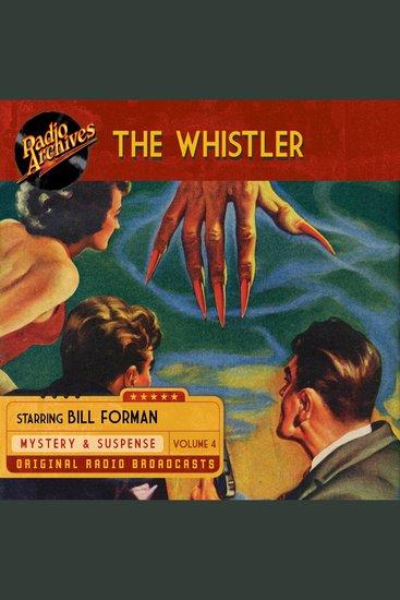 The Whistler Volume 4 - cover