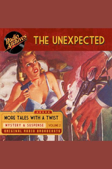 The Unexpected Volume 2 - cover