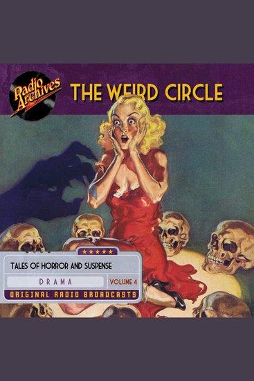 The Weird Circle Volume 4 - cover