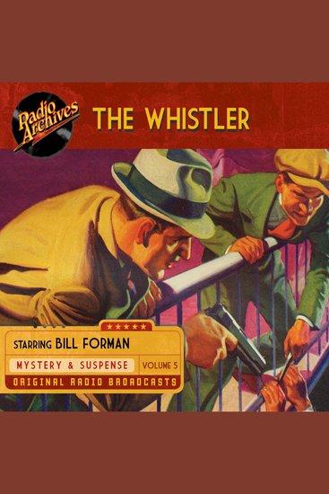The Whistler Volume 5 - cover