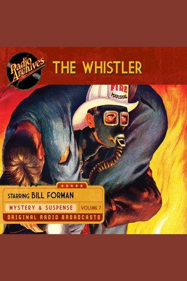 The Whistler Volume 7 - cover