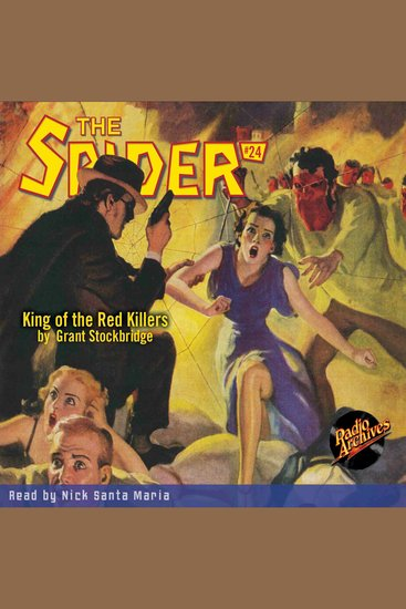 The King of the Red Killers - cover