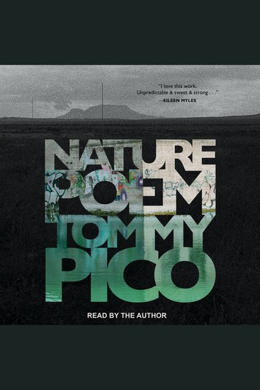 Nature Poem - cover