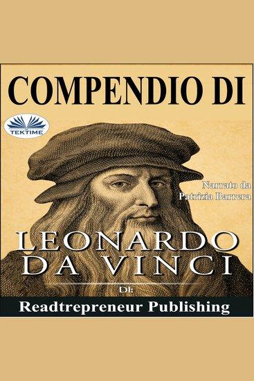 Compendio di Leonardo da Vinci di Walter Isaacson - cover