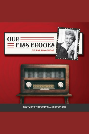 Our Miss Brooks - cover