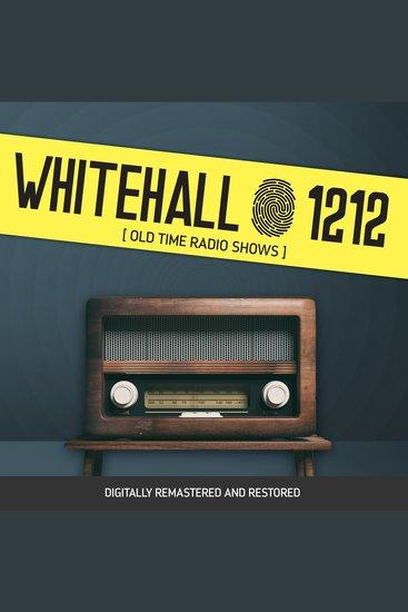 Whitehall 1212 - cover