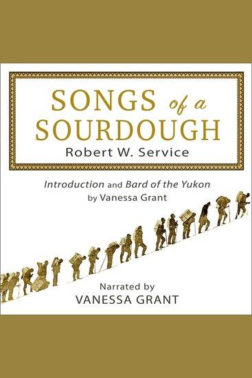 Songs of a Sourdough - cover