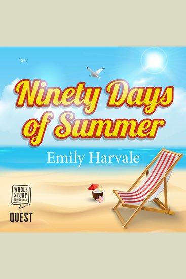Ninety Days of Summer - Goldebury Bay Book 1 - cover