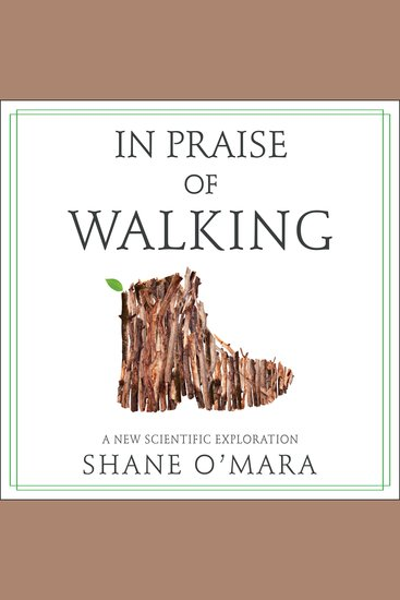 In Praise of Walking - A New Scientific Exploration - cover