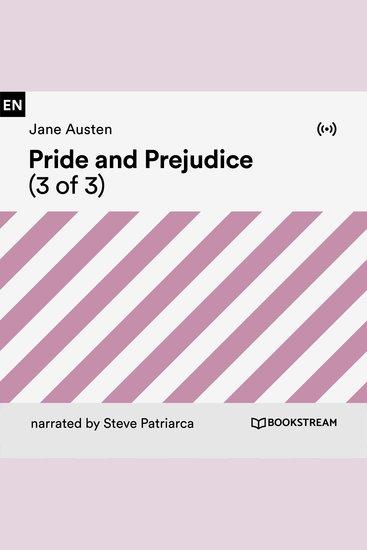 Pride and Prejudice (3 of 3) - cover