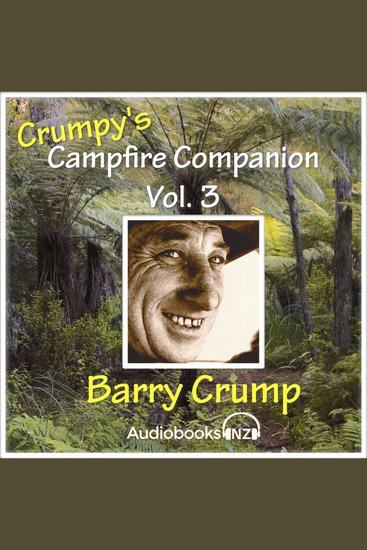 Crump's Campfire Companion - Volume 3 - Collected Short Stories 17 -24 - cover