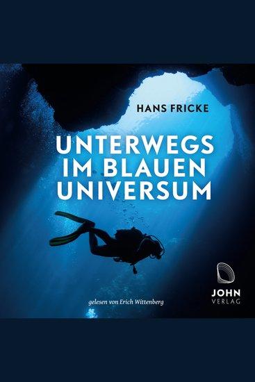 Unterwegs im blauen Universum - cover