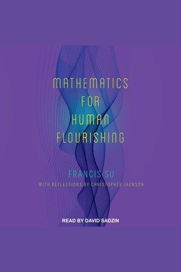 Mathematics for Human Flourishing - cover