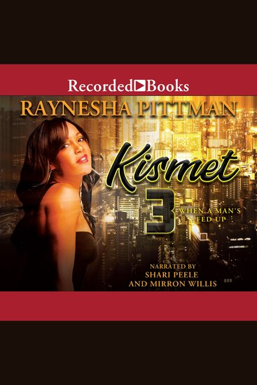 Kismet 3 - When a Man's Fed Up - cover