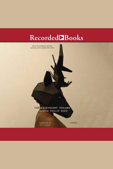 The Malevolent Volume - Poems - cover