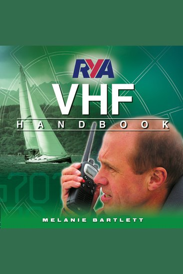 RYA VHF Handbook (A-G31) - cover