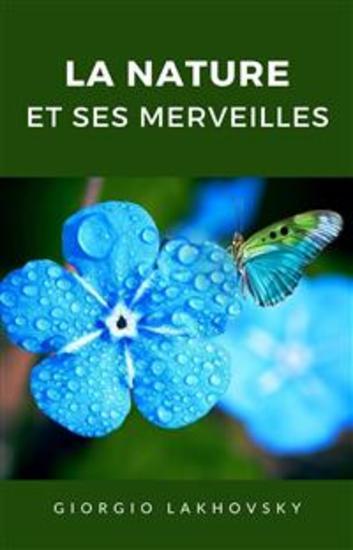 La nature et ses merveilles (traduit) - cover