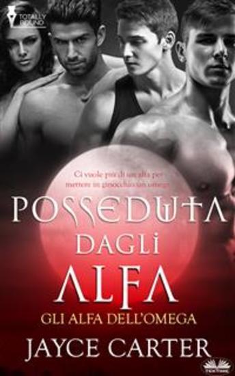Posseduta Dagli Alfa - Gli Alfa Dell'Omega - cover