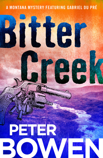 Bitter Creek - cover