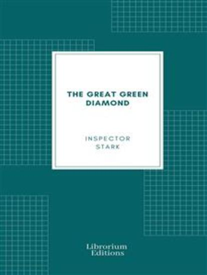 The Great Green Diamond - Thief Against Thief - cover