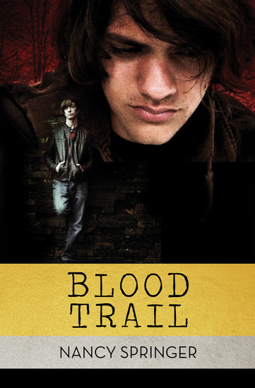 Blood Trail - cover