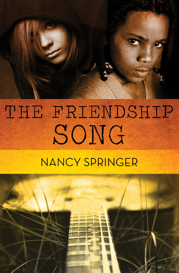 The Friendship Song - cover