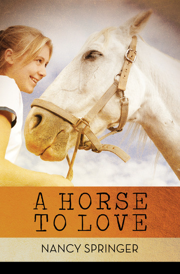 A Horse to Love - cover