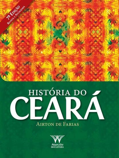 História do Ceará - cover