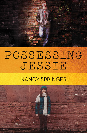 Possessing Jessie - cover