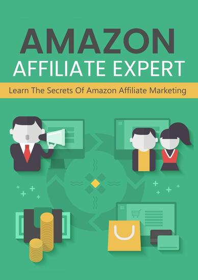 Amazon Affiliate Expert - cover