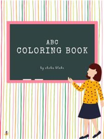 ABC Coloring Book for Kids Ages 3+ (Printable Version) - cover