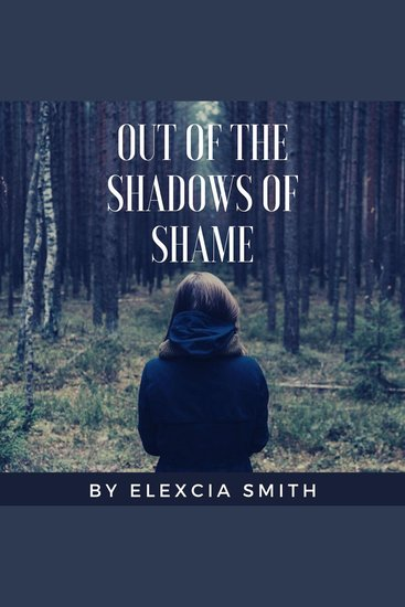 Out Of The Shadows Of Shame - cover