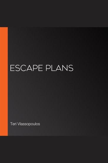 Escape Plans - cover