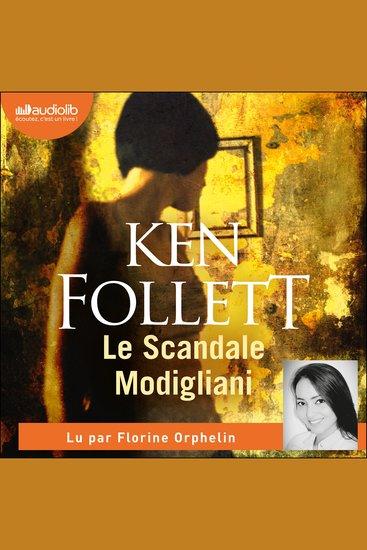 Le Scandale Modigliani - cover