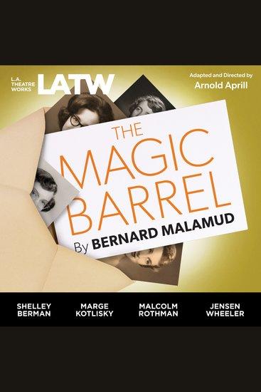 The Magic Barrel - cover