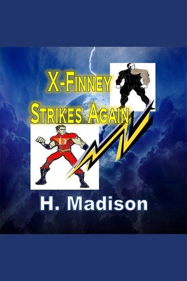 X-Finney Strikes Again - cover