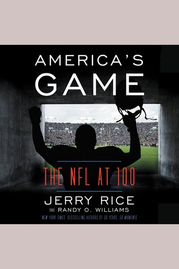 America's Game - The NFL at 100 - cover