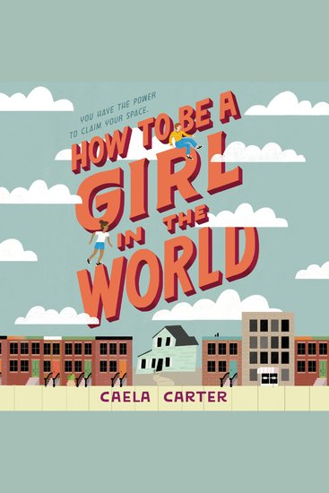 How to Be a Girl in the World - cover