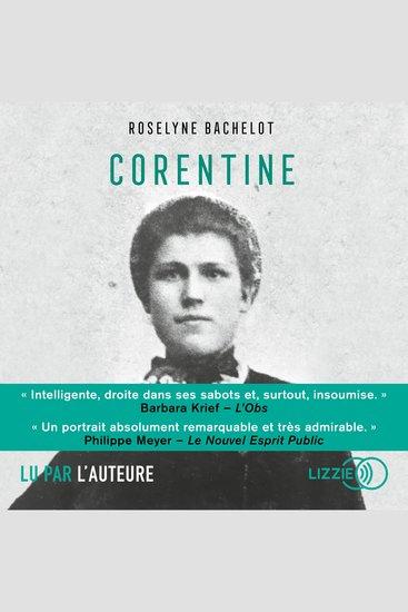 Corentine - cover