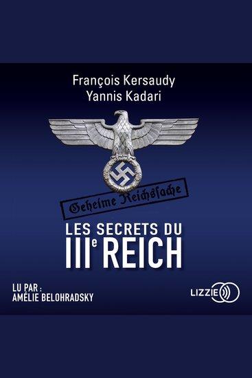 Les secrets du IIIe Reich - cover