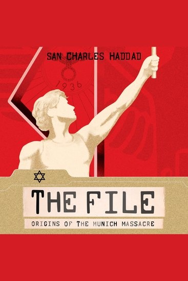 The File - Origins Of The Munich Massacre - cover