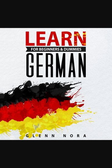 Learn German for Beginners & Dummies - cover