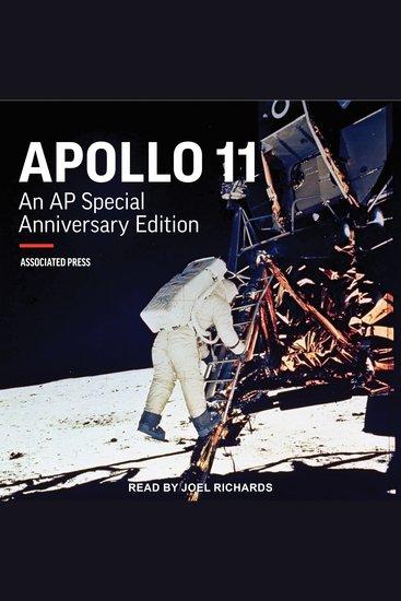 Apollo 11 - An AP Special Anniversary Edition - cover