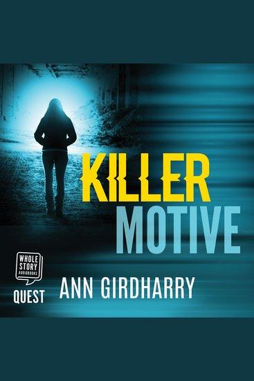 Killer Motive - cover