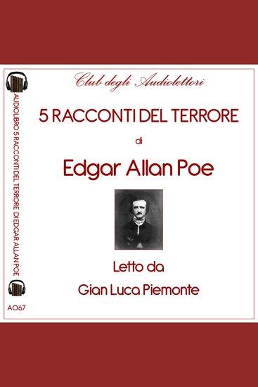 5 Racconti Del Terrore - cover