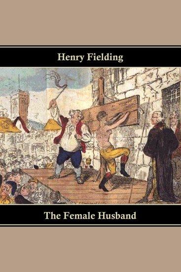 The Female Husband - cover