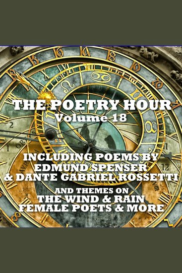Poetry Hour The - Volume 18 - cover