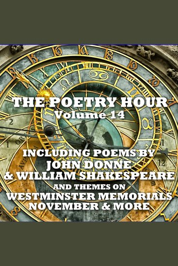 Poetry Hour The - Volume 14 - cover