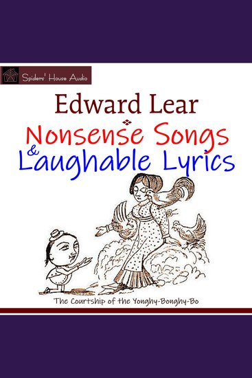 Nonsense Songs and Laughable Lyrics - cover